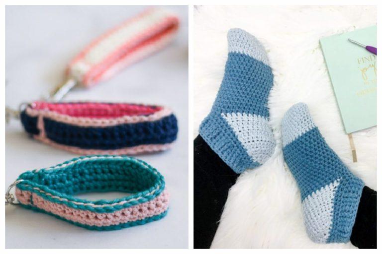 free crochet patterns using the hdc stitch