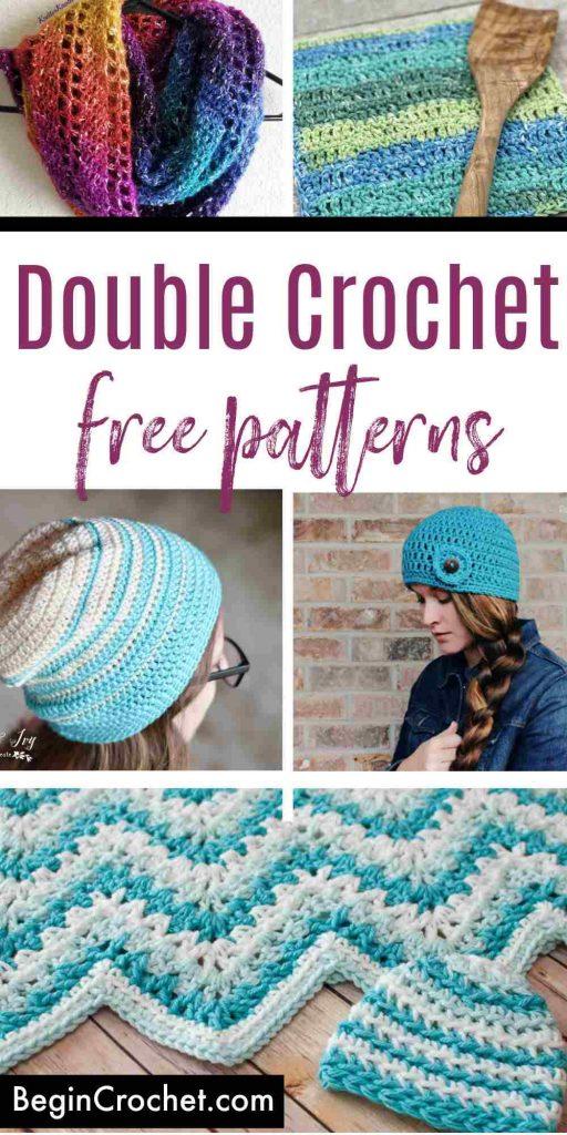 double crochet patterns
