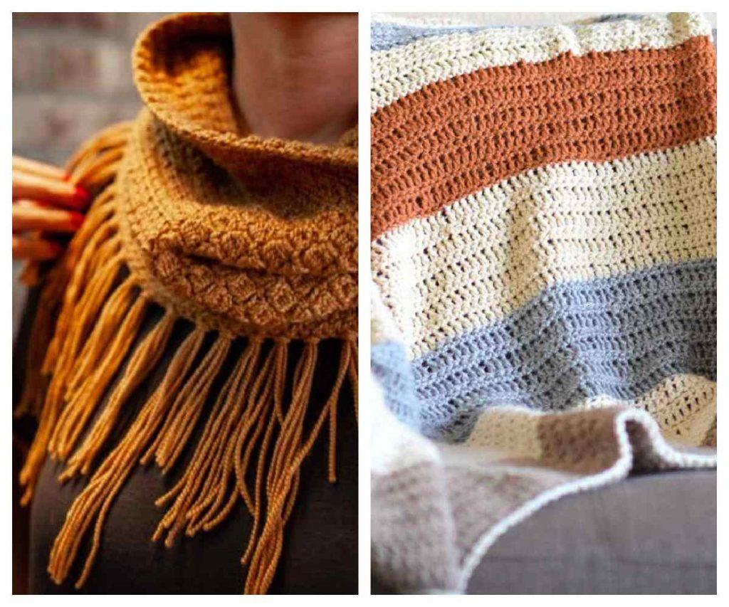 Beginner double crochet patterns